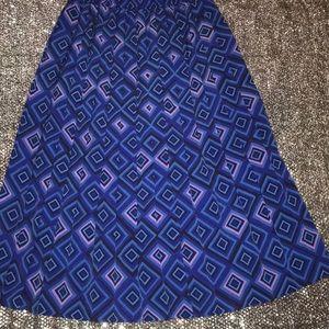 Vintage Leslie Fay pleated skirt